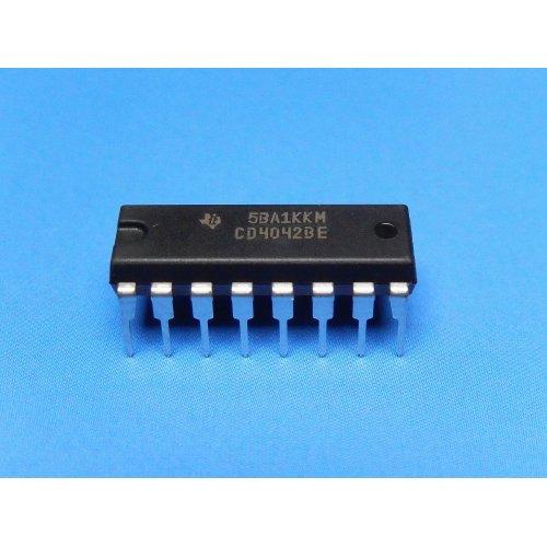 CD4042BE 4000 series CMOS TEXAS Instruments