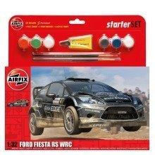 Air55302 - Airfix Large Starter Set - 1:32 - Ford Fiesta Wrc
