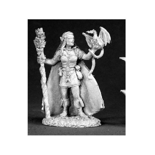 Reaper Miniatures Dark Heaven Legends 02552 Elisha Lights Edge
