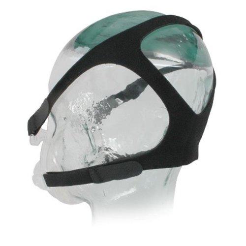 Sunset Healthcare Solutions HG003 Universal CPAP Headgear Black 1 In. Neoprene Strap Size - Regular