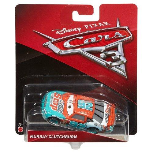 Disney Pixar Cars 3 Diecast - Murray Clutchburn