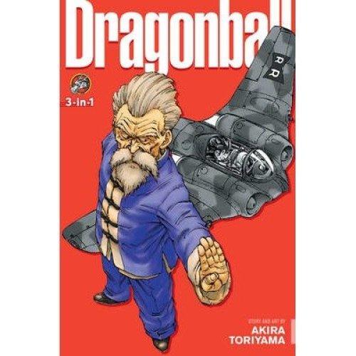 Dragon Ball (3-in-1 Edition), Vol. 2: Vols. 4, 5 & 6