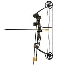 Barnett Vortex Archery Kit - 45lb Draw - Ambidexterous - Includes 3 Arrows