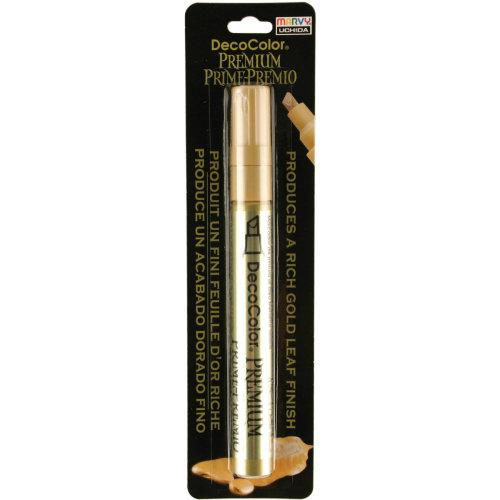DecoColor Premium Chisel Paint Marker-Gold