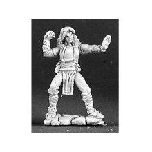 Reaper Miniatures Dark Heaven Legends 03134 Crimson Fist Male Monk