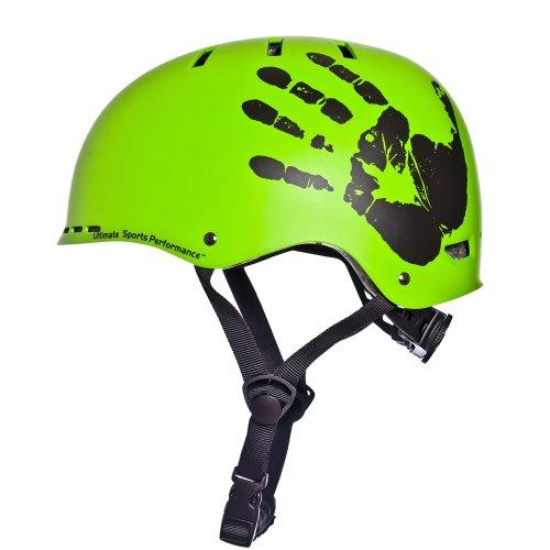 """Sport Directâ""""¢ The Handâ""""¢ BMX Helmet Green 55-58cm"""