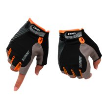 Perfect for Summer Use Half Finger Climbing Gloves Outdoor Sport Gloves