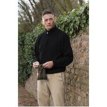 ProQuip Half Zip Merino Lined Water Repellent Jumper