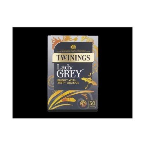 Twinings Lady Grey | 50 Bags x 4