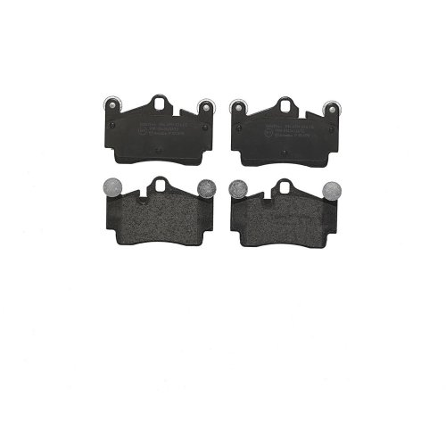 Brembo P85070 Rear Disc Brake Pad - Set of 4