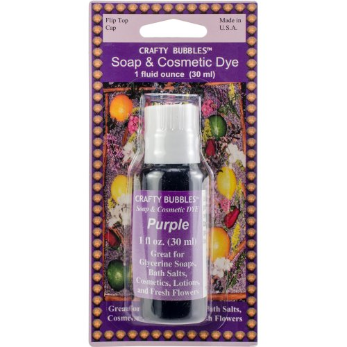 Soap & Cosmetic Dye 1oz-Purple