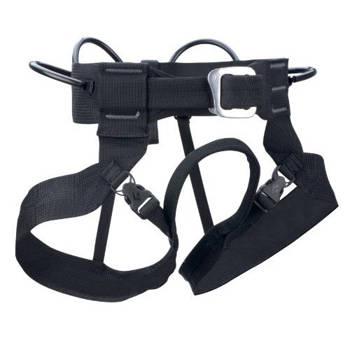 Black Diamond Alpine Bod Harness Large Black