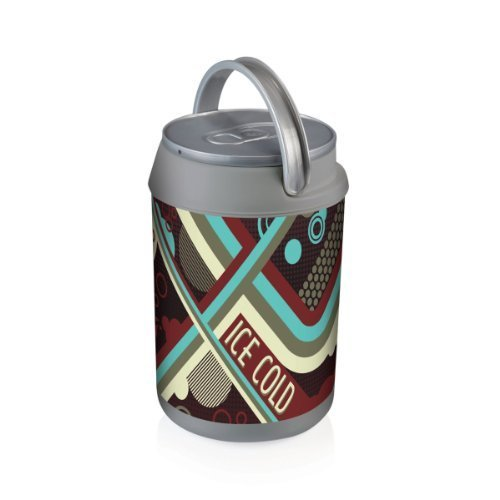 Oniva A Picnic Time Brand Vintage Cola Insulated Can Cooler