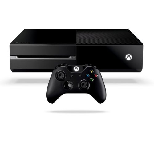 Xbox One 500GB Standard Edition Games Console - Black