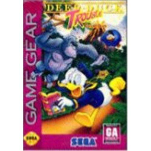 Disney Interactive Deep Duck Trouble (Sega Game Gear)