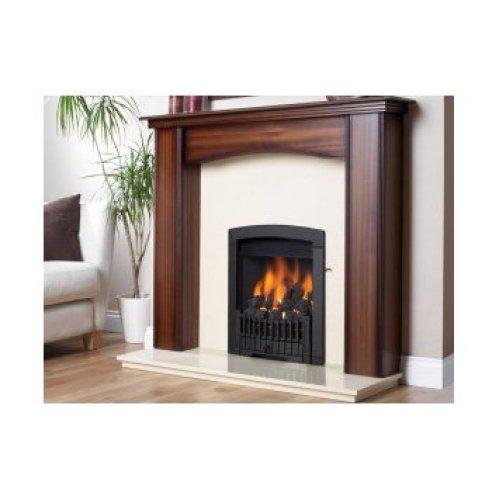 Designer Fire - Flavel FDCN57SN Black Rhapsody Gas - SC