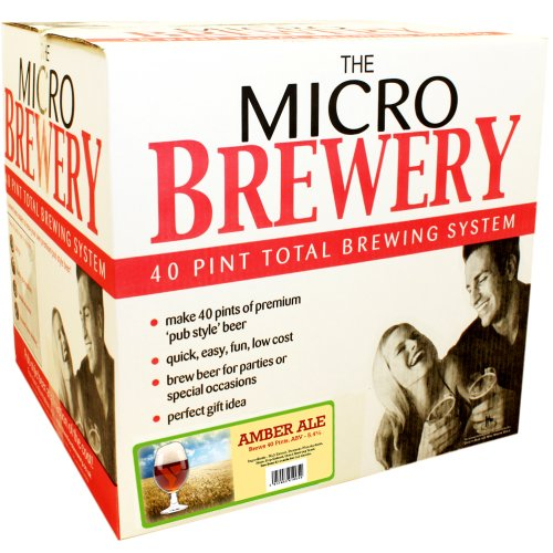 Young's Micro Brewery Ultimate Starter Kits