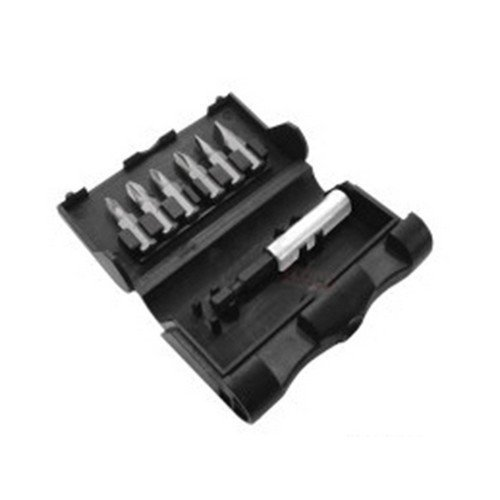 Black & Decker X60480 Screwdriver Bit Set 7pc