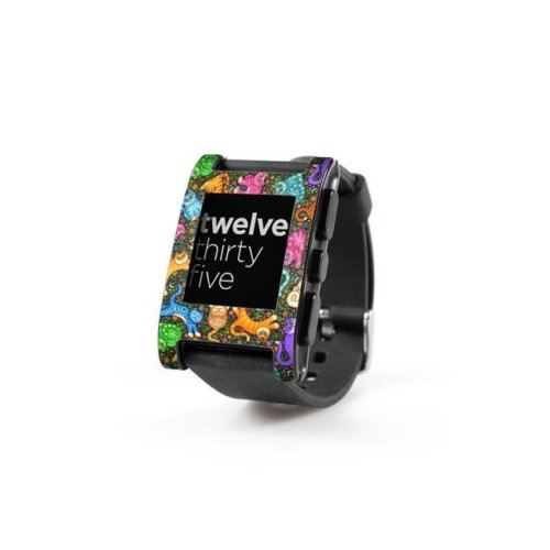DecalGirl PWCH-SEWK Pebble Watch Skin - Sew Catty