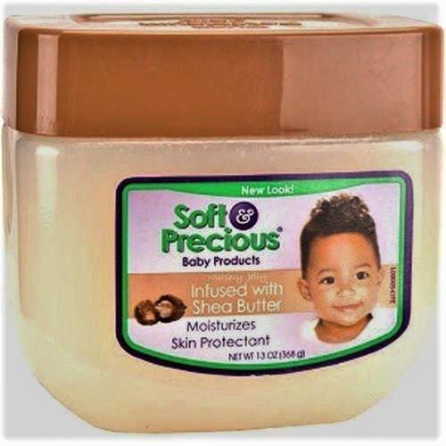 Soft & Precious Nursery Jelly with Shea Butter 368g