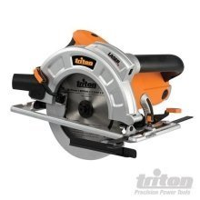 Triton Circular Saw 1800W Precision Circular Saw 185mm