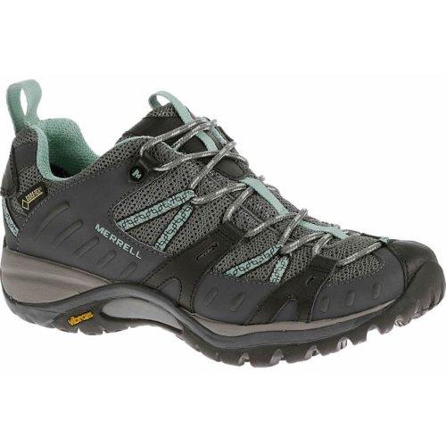 Merrell Womens Siren Sport GTX Shoes Sedona Sage (UK8 / EU42 / US10.5 GORE-TEX)