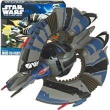 Star Wars The Clone Wars Separatist Droid Tri-Fighter