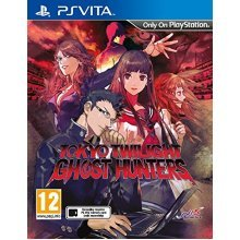 Tokyo Twilight Ghost Hunters (Playstation Vita)
