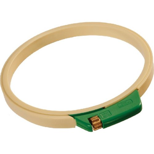 """Clover Plastic Embroidery Stitching Hoop 4.75""""-"""