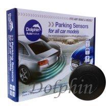 Dolphin Parking Sensors - Matt Black