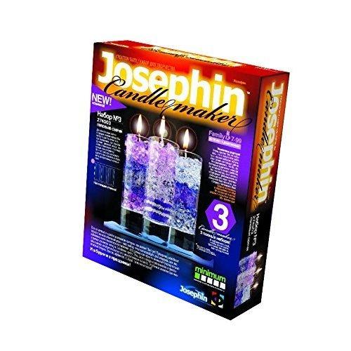 No. 3 Candlemaker Craft Set - Josephin Number Elf27400 -  josephin 3 candlemaker set number elf274003