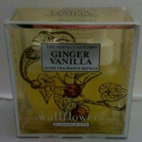 The Perfect Ginger Vanilla Wallflowers Slatkin & Co. Bath & Body Works Wallflowe