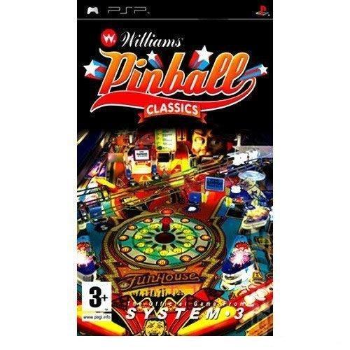Williams Pinball Classics Sony PSP Game