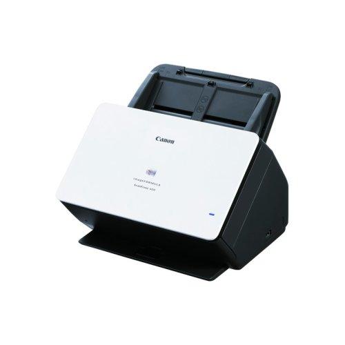 Canon imageFORMULA ScanFront 400 ADF scanner 600 x 600DPI A4 Black, White