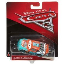 Disney Pixar Cars 3 Diecast - Murray Clutchburn