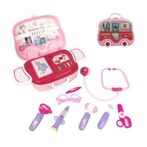 Interesting Children Toys Medical Toys Pink
