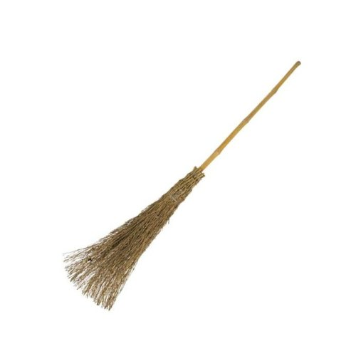 Traditional Besom Broom | Witches' Broomstick For Halloween
