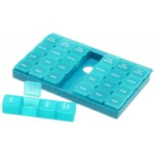Weekly Pill Dose Organiser - Aculife Box Boxes Medication Reminders Great Range -  aculife pill box weekly organiser boxespill medication reminders