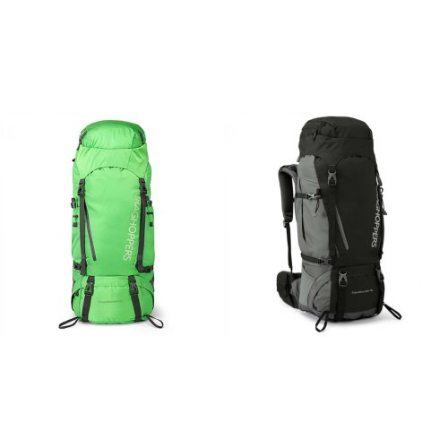 Craghoppers Hooded Expedition Rucksack (60L + 10L)