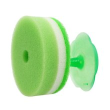 Set of 5 Creative Kitchen Cleaning Sponges Eco Kitchen Dish Scrubbers Green