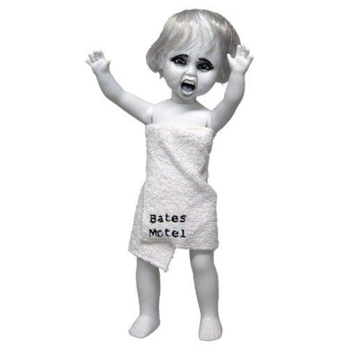 Living Dead Dolls Psycho Marion In White Bath Towel