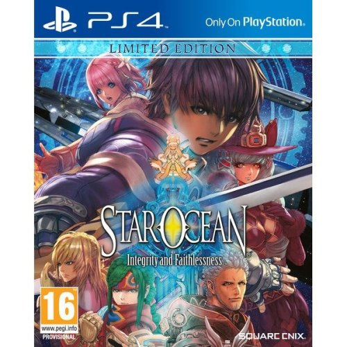 Star Ocean - Integrity and Faithlessness Limited Edition