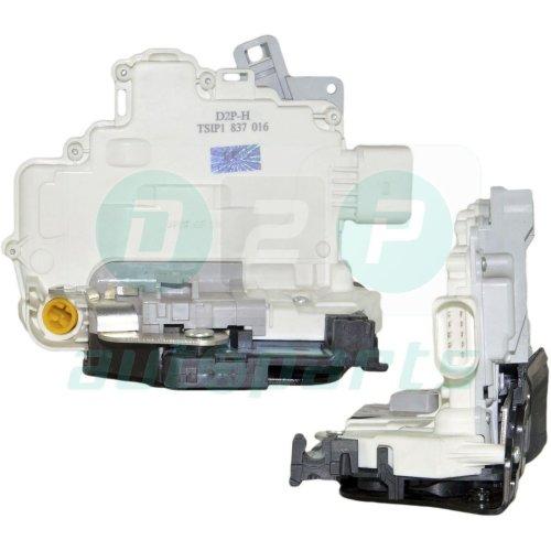 FOR SEAT LEON 1P1 ALTEA TOLEDO MK3 FRONT RIGHT DRIVER SIDE DOOR LOCK MECHANISM