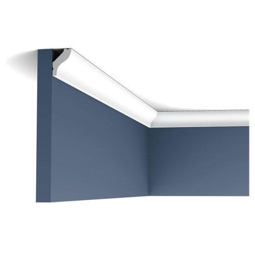 Orac Decor CB500 BASIXX Moulding Cornice Panel moulding Stucco Decoration | 2 m