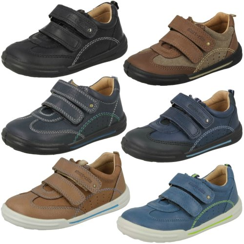 Boys Startrite Casual Shoes Flexy Soft Air - H Fit