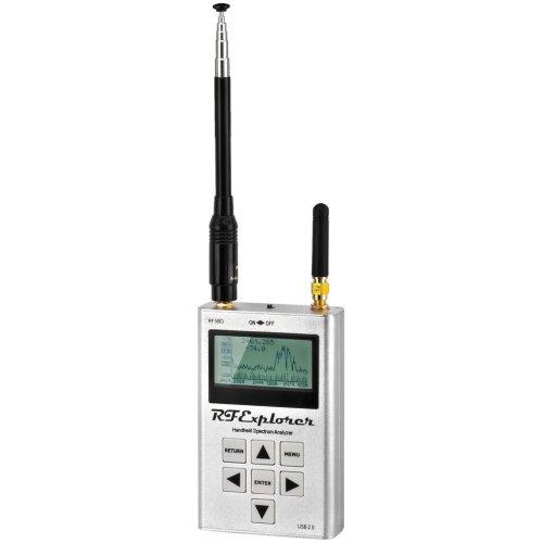 Frequency Scanner 3GHz - Rf Spectrum Analyser, 15-2,700mhz