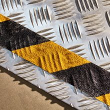 Anti Slip Tape NAC SAFETY SELF ADAPTIVE Strong Adhesive for Patterned and Irregular Surfaces