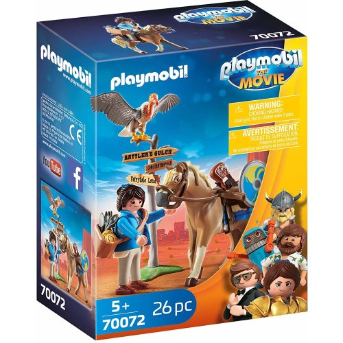 Playmobil 70072 The Movie Marla with Horse