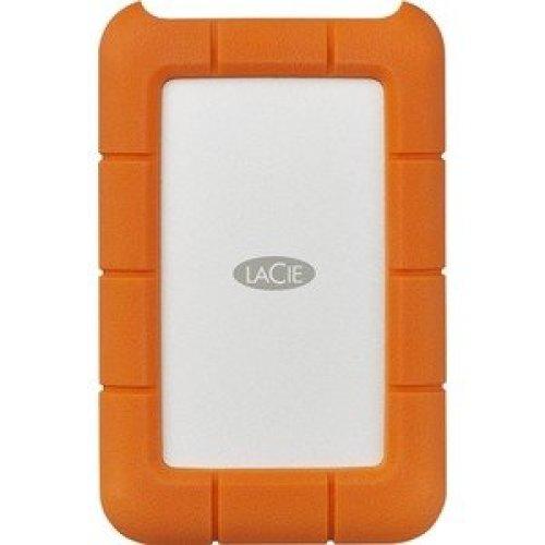 """Lacie Rugged STFR4000800 4 Tb Hard Drive 2.5"""" Drive External Desktop Usb Ty STFR4000800"""