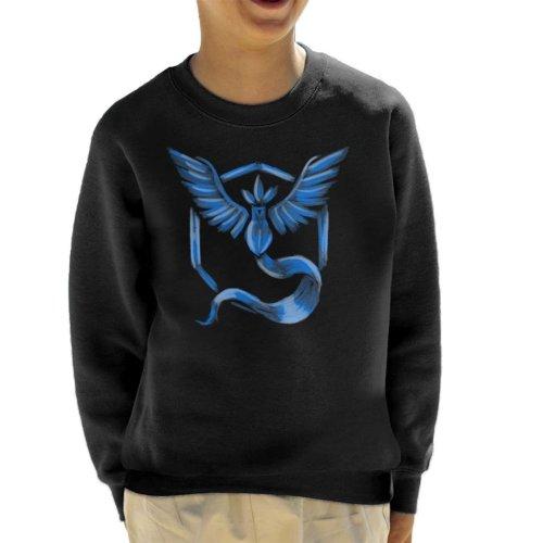 Go Mystic Pokemon Go Articuno Kid's Sweatshirt